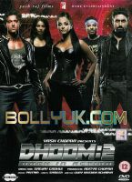 Dhoom 2 - 2006- YASH RAJ DVD